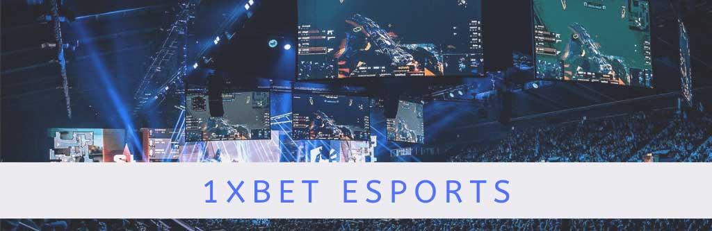 1xBet - Электронный спорт
