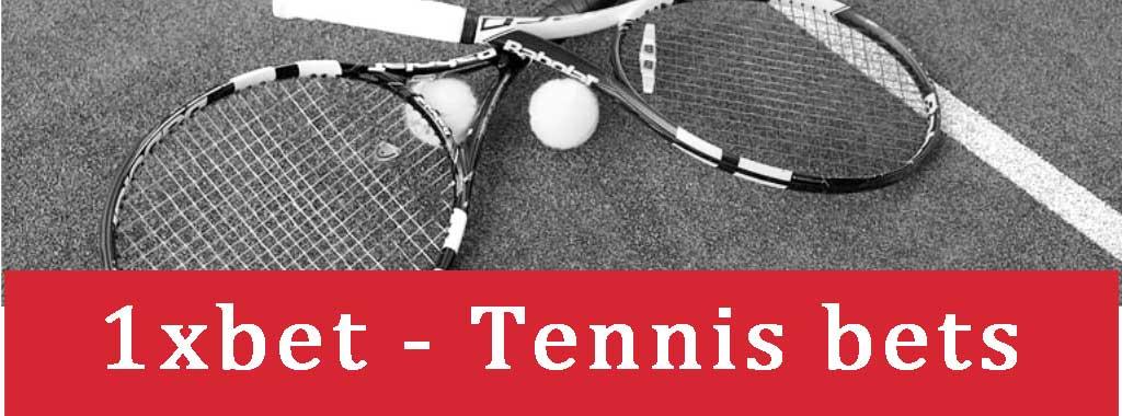 1xbet - Tennis bets
