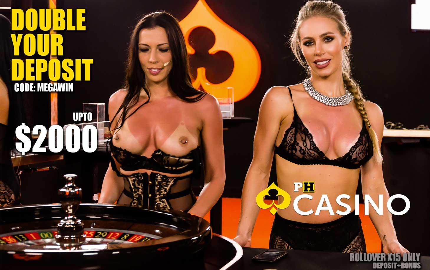 PH Erotic Casino - Bonuses