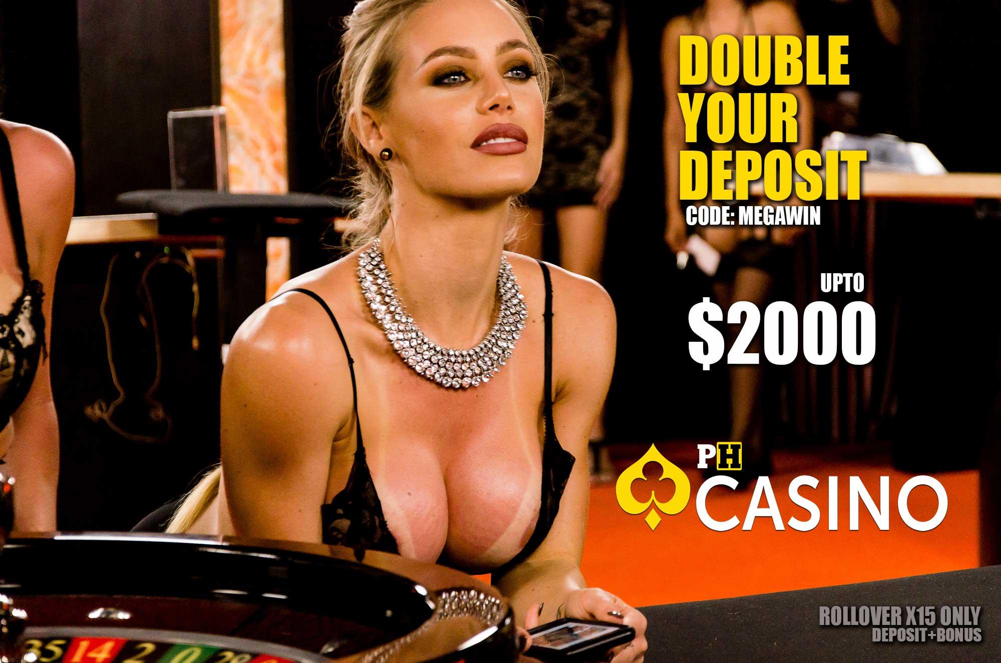 PH Casino Blackjack Queen of Hearts Promo
