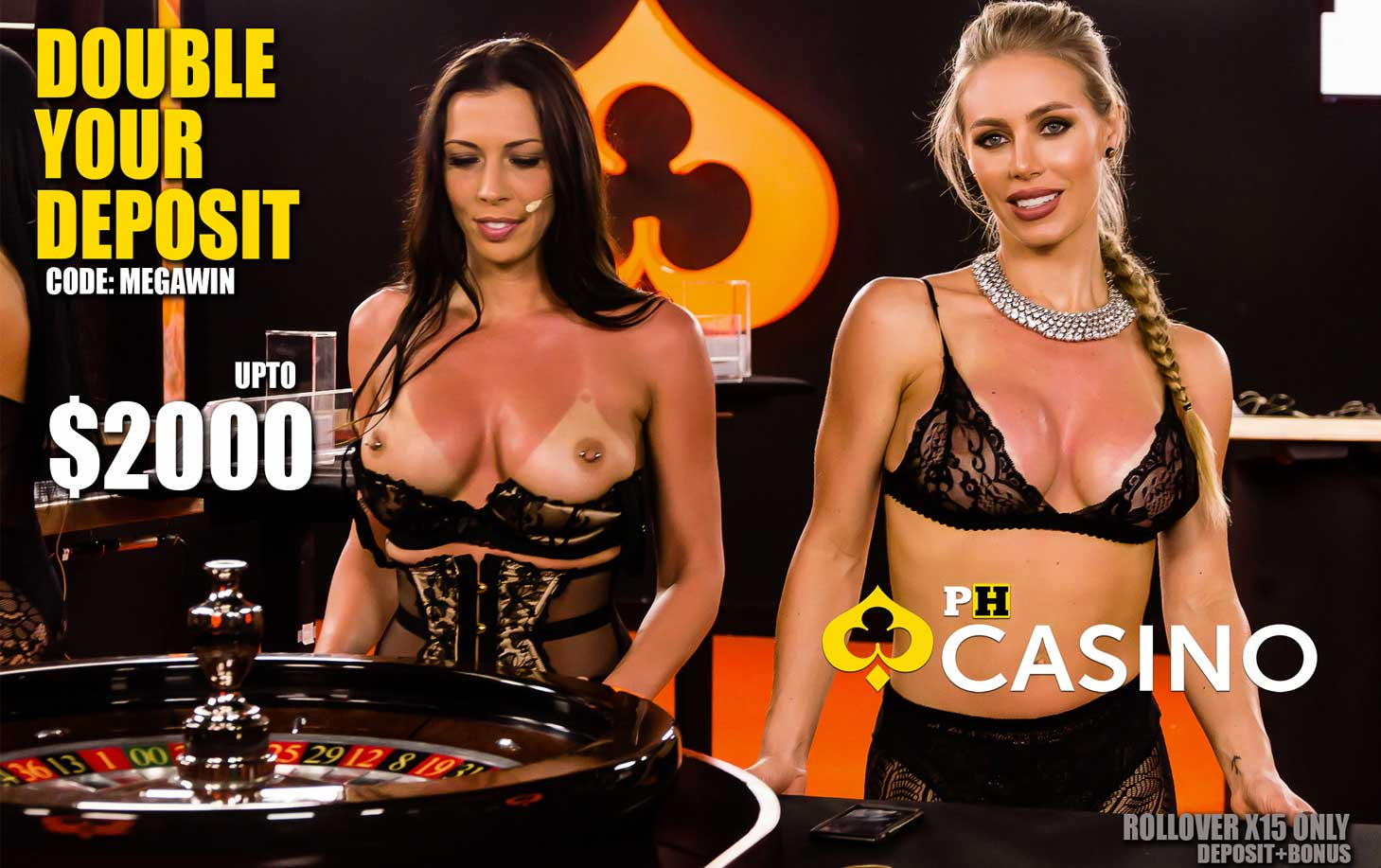 PH Erotic Casino - Bonuses